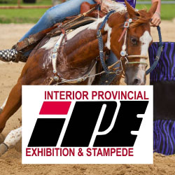 IPE - The Interior Provincial Exhibition and Rodeo.
